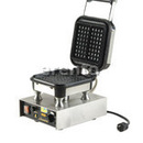 Waffeleisen fr 2 Waffeln 230V/1600W B24*T30*H24 cm