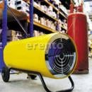 LPG Blower Heater 260000 Btu - Gas