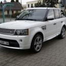 Range Rover Sport TDV8 / TDV6 / Supercharged 510 PS NEUES MODEL 2010 Facelift