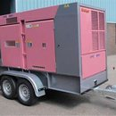 60kva Super Silent Event Generator for Hire