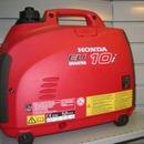 Honda EU10i 1 kva silent generator for Hire