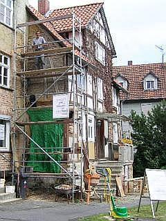 ger st fassadenger st bauger st mieten leihen 30qm wochenpreis 1 95 ger stbau 1358696716. Black Bedroom Furniture Sets. Home Design Ideas