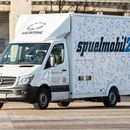 Sp�lmobil, mobile Sp�lk�che, PT-Serie von Winterhalter, Interimsl�sung, Havarie, Catering, Sp�lmaschine, mobile K�che