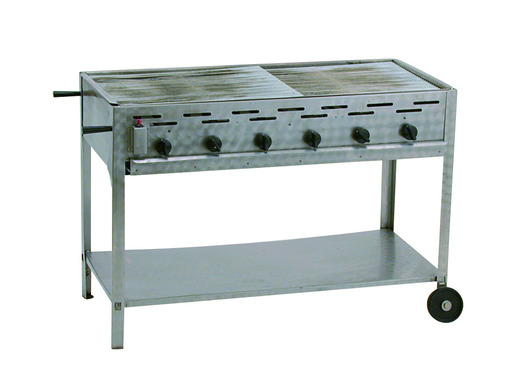 gas grill standger t ohne gasflasche mit grillrost oder. Black Bedroom Furniture Sets. Home Design Ideas