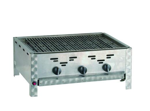 gas grill tisch grill mit grillrost oder mulde lieferbar. Black Bedroom Furniture Sets. Home Design Ideas