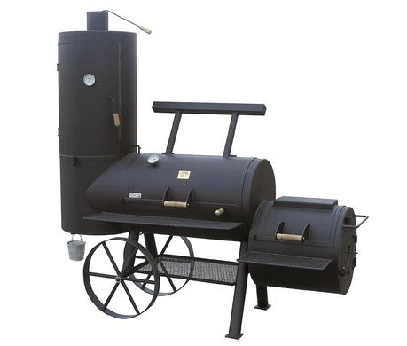 Bbq grill with a smoker bbq grills for Joes bbq smoker
