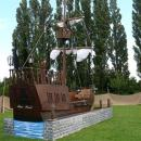 Piratenschiff 8m