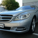 Mercedes Benz CL 500 | ab 169 EURO/Tag | ab 1550 EUR/mtl. | Facelift | 435 PS