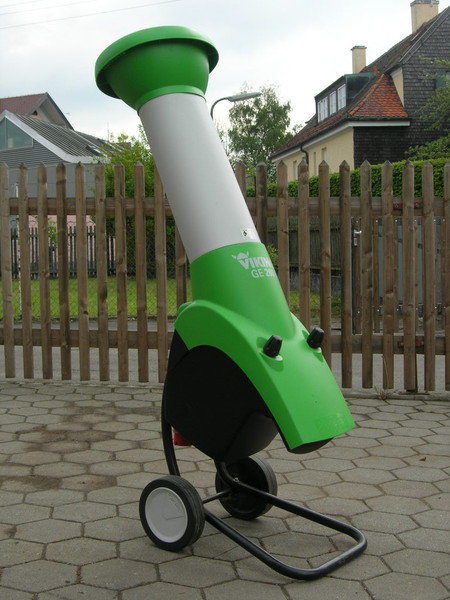 Gartenh&amp;auml;cksler Elektro