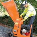 Petrol Chipper Shredders