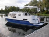 Hausboot, Motoryacht