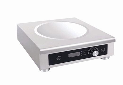 Induktionsherd induktions wok induktionsplatte for Induktions wokpfanne