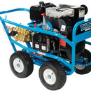 Diesel-Engine Driven Industrial Cold Pressure Washer - Twin Operator