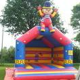 Hpfburg Clown mit Dach (5 x 6 Meter)