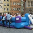 Human Soccer - Human Table Kicker - Riesenkicker - Kicker XXL - Life Soccer - inkl. 19% MwSt. 