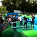 Human Table Soccer fr 12 Personen 