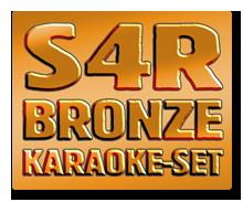 Quickey Karaoke Player mit 3.000 internationalen und 200 deutschen Titeln