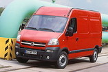 Opel Movano Kastenwagen 3,5t