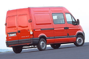 Opel Movano Kastenwagen 3,5t aus Pocking bei erento.com