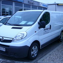 Opel Vivaro Transport Kastenwagen