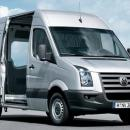 VW Crafter Transporter 3, 5 t / wie Mercedes Sprinter