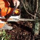Stihl Benzin-Kettensge, Motorsge Schnittlnge 40 cm