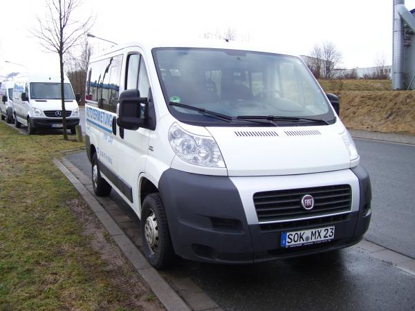 Fiat Ducato Bus