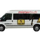 Ford Transit 14 Pl. - Personenbus fr Jugendorganisationen