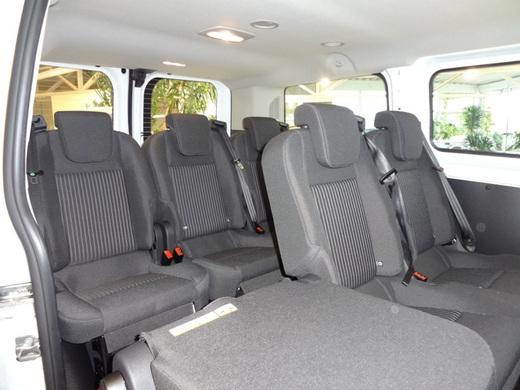 ford transit custom kombi tdci 110 ps 9 sitzer. Black Bedroom Furniture Sets. Home Design Ideas