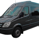 Mercedes Sprinter 313 13 Pl. - Personenbus Deluxe