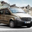 Mercedes Vito 111 * 9-sitzer Kleinbus mit Winterreifen