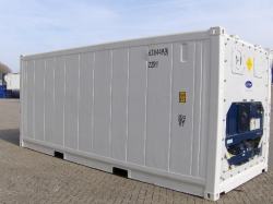 20' K&uuml;hlcontainer