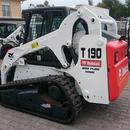 Laderaupe - Kettenlader Bobcat T 190