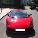 Lamborghini Gallardo, LP 560-4, Red-Edition, 412 KW, 560 PS, 325 Km/h!!!, Ferrari F430, 458 Italia, Porsche 911/997 Turbo Alternative!