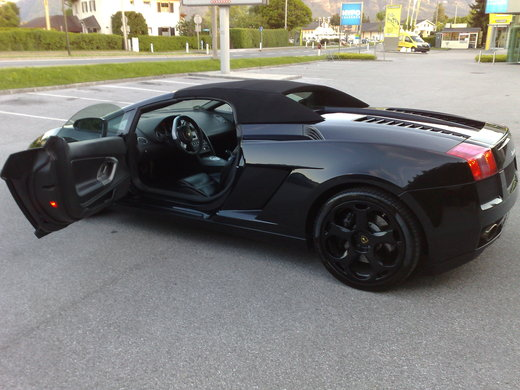 Lamborghini - LAMBORGHINI Gallardo Spyder