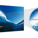 3x3 ProHalt STEGLOSE Display Videowall (H x B: 173, 4 cm x 307, 8 cm) | Plasma fr Messe und Event