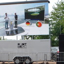 LED-Trailer 16qm Screengr��e: 5, 20m x 3, 00m