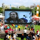 WM 2014 - Public Viewing - LED Video Wall - Video Wand - Fr�hbucherangebot !! - 4 Wochen Mietzeit