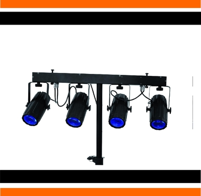 Eurolite LED QDF-Bar Lichtset