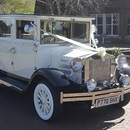Chrysler Imperial Landaulette Wedding Car Hire - Norfolk