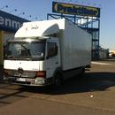 Lkw 7,5t M�belkoffer f�r 79,00 inkl. 150 Freikilometer und Umzugsdecken