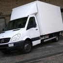Mercedes-Benz  516 165 Ps Sprinter Kofferaufbau mit Hebeb�hne