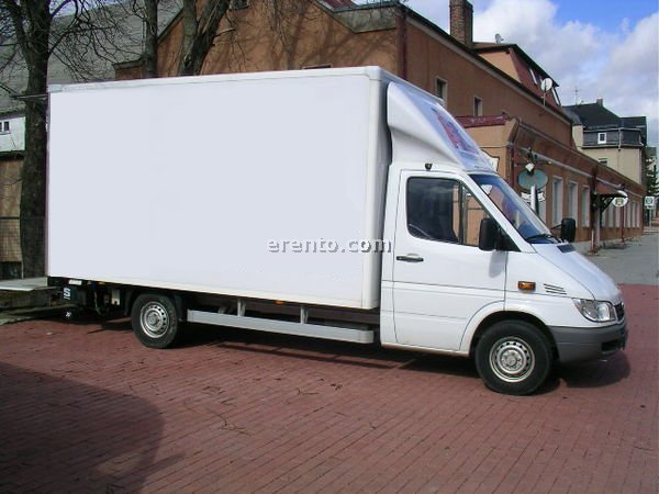 mercedes sprinter koffer
