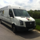 VW Crafter 3,5 to. mit Fahrer