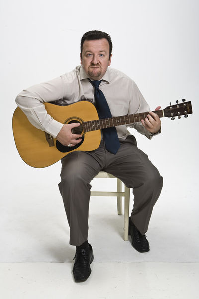 Lookalike - David Brent (Tim Oliver)