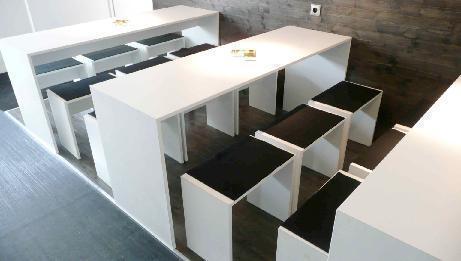 Interior design no10 esstisch rechteck schmal et 175 s - Esstisch lang schmal ...