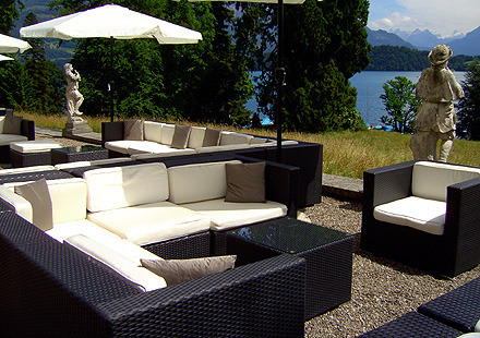 outdoor polyrattan lounge loungem bel 7520054397. Black Bedroom Furniture Sets. Home Design Ideas