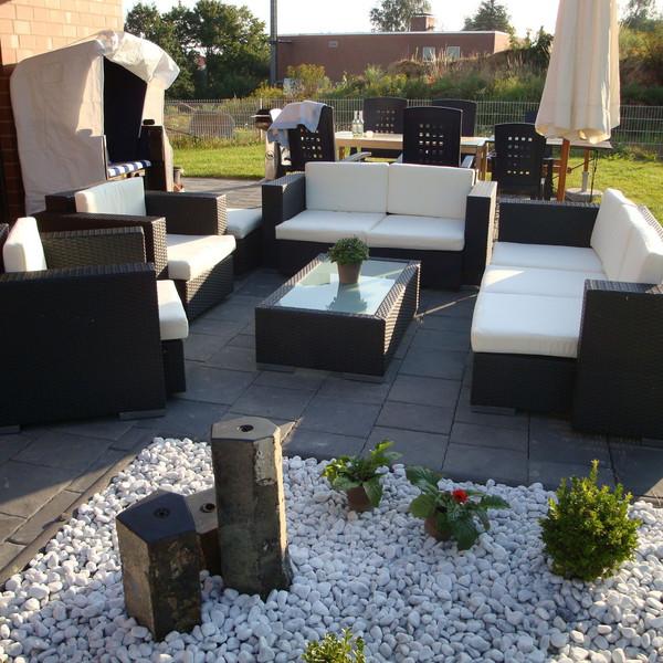 Rattan Lounge Landschaft 6-teilig - auch einzel erhältlich ...