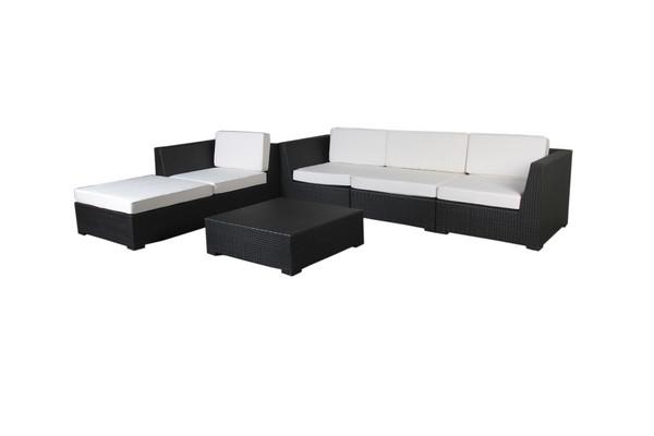 Sitzmuschel Rio, Loungemöbel - 2973243534 - erento.com