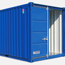 Materialcontainer 20 ft